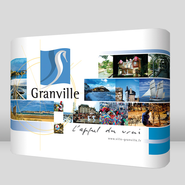 Office du tourisme Granville stand
