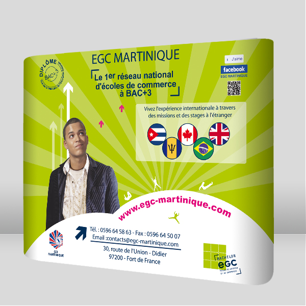 EGC Martinique Stand