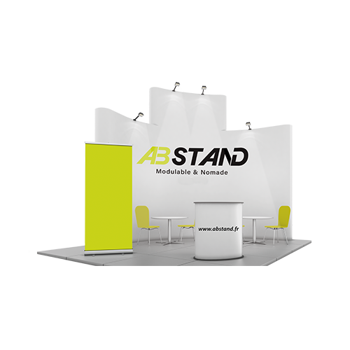 abstand stand icone sur mesure